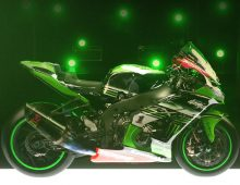 WSBK Kawasaki Profile · Motion Graphics