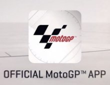 MotoGP App Promotion · Motion Graphics