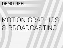 Demo Reel Motion Graphics